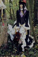 xxxHolic Yuuko Ichihara cosplay by PruskaJackson