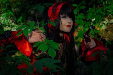 Kurumi from Date a live cosplay by PruskaJackson
