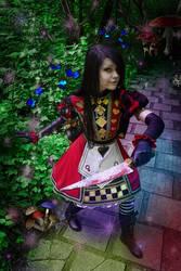 Alice Madness Returns Cosplay by PruskaJackson