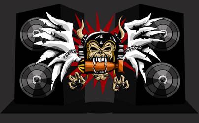 Metal Hybrid by Wicky13