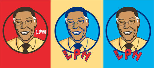 Los Pollos Hermanos (KFC Logo parody) by Wicky13