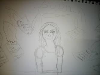 Eliza Hamilton- Betrayal by FreyToons