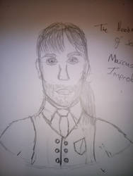 Marcus Imbrobus- The Headmaster by FreyToons