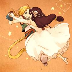 Like a fairytale by ryo-hakkai