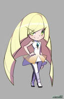 Lusamine | Pokemon Sun and Moon by Level2Select