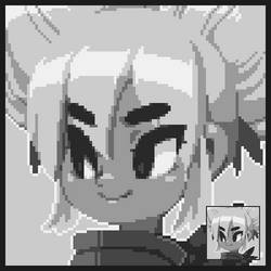 Jack   Pixel Avatar by Level2Select