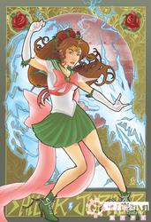 Sailor Jupiter by cirgy