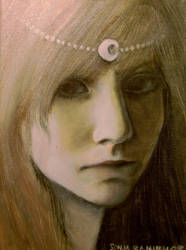 Artemis by Irvikissa