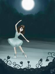 Dancer by Irvikissa