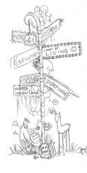 Crossroads by Irvikissa