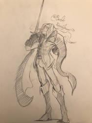 Alucard by CarltheAmateur