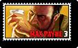 Max Payne III Stamp by B-Bogdan
