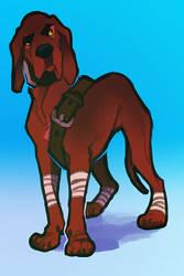 Bloodhound by IXrpg