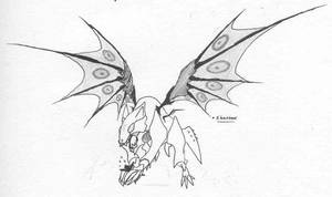 New Assorted monsters01 by Kainsword-Kaijin