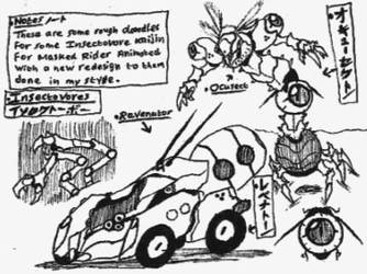 captain japan works favourites by jhmirda on deviantart Twister 150Cc Go Kart Reverse kainsword kaijin 17 10 rough doodles insectovores04 by kainsword kaijin