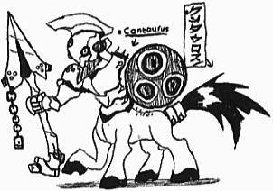 Centaurus by Kainsword-Kaijin