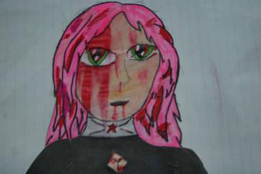 amy rose by emorose123
