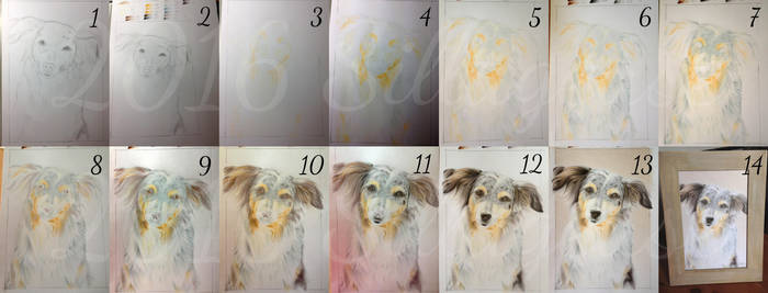 Step by Step: Josy by Sillageuse