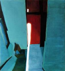 Blue stairs by Samstudioworks