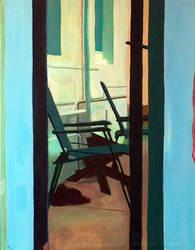 Out Back Door by Samstudioworks