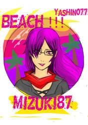 [ Fanart ] ~ Mizuki87 by Yashin077