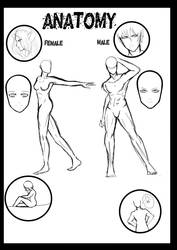 [ Comic ] ~  Anatomy by Yashin077