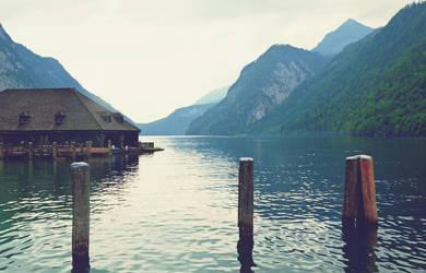 Osterreich - lake by Poppy-CZ