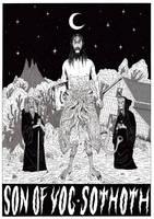Son of Yog-Sothoth by burnay