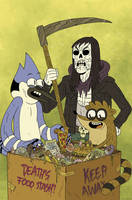 Regular Show by burnay