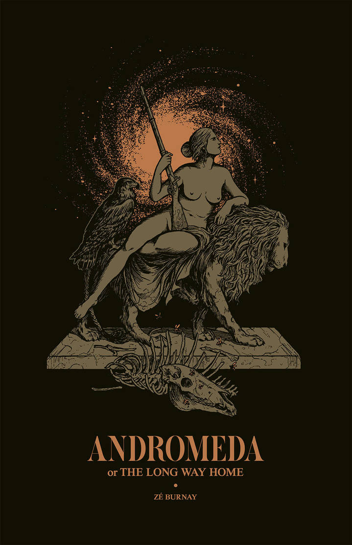 Andromeda, or The Long Way Home by burnay