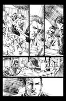 The Punisher04 sample by MichelaDaSacco