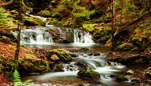 A River runs through it by Brian-B-Photography