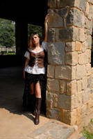 Shepherdess 02 by LinzStock
