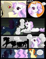 Discord X Celestia comic - Page 22 by VanillaMelodyPegasus