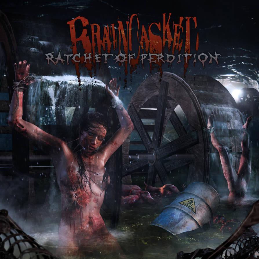Braincasket-cover by phlegeton