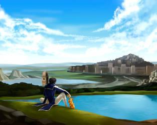 Shin Megami Tensei IV by raykit