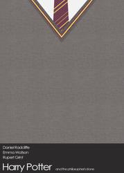 Harry Potter  - Minimalism by Al-Pennyworth