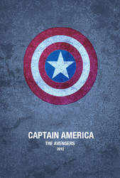 Captain America - The Avengers by Al-Pennyworth