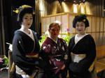 Akasaka Geisha by DrowElfMorwen