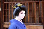 Geiko Henshin Summer 1 by DrowElfMorwen