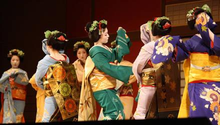 Miyako Kouta Dance II by DrowElfMorwen