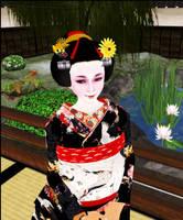 Misedashi Maiko by DrowElfMorwen