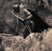 Drizzt Do'Urden :: Ranger by DrowElfMorwen