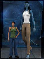 Avatar Program by DrowElfMorwen