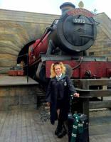 Hogwarts Express by DrowElfMorwen