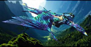 Fly! II by DrowElfMorwen