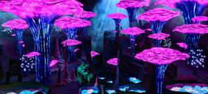 Avatar - Flight of Passage :: Cave of Wonder by DrowElfMorwen