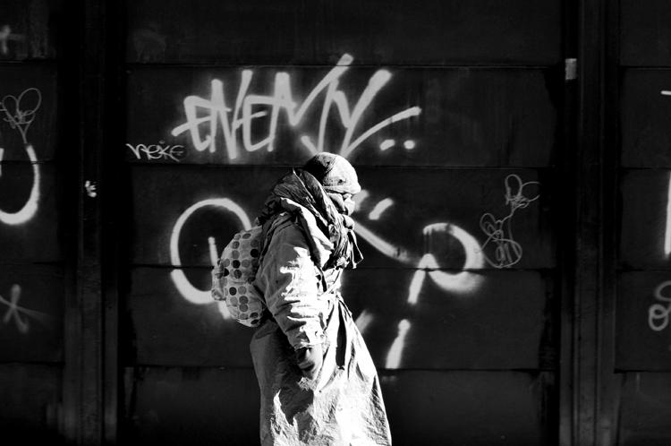 Enemy by JACAC