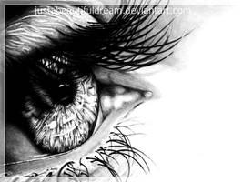 Eye by JustABeautifulDream