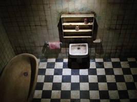 Leroy s bathroom by JSModeling